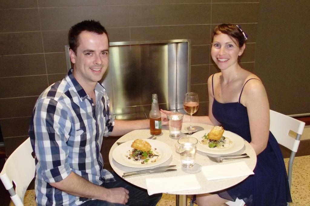 Donna & Mark Dinner
