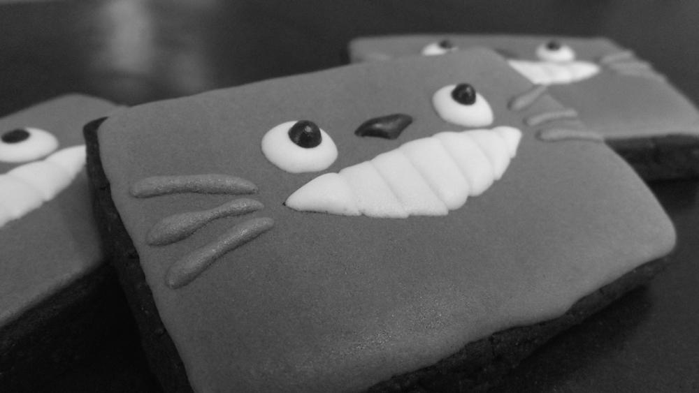 A Happy Totoro